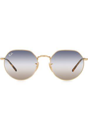 Luxottica Men Round - Men's 53MM Irregular Round Sunglasses