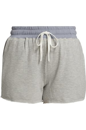 Splendid Women's Morning Star Shorts - Sky Multi - Size XS