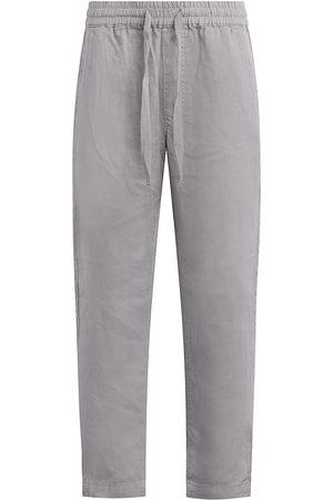 Joes Jeans Men's Drawstring Linen Pants - Gull - Size XL