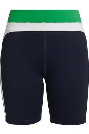 Splits59 Women Sports Shorts - Women's Dream High Waist Techflex Shorts - Sky Light - Size Small
