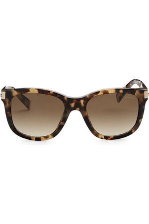 Lanvin Men's 52MM Round Sunglasses