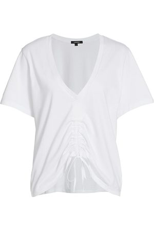 LaMarque Women's Enya Ruched T-Shirt - - Size Medium