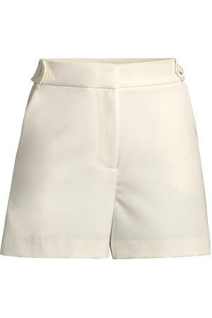 Milly Women's Aria Cady Shorts - Ecru - Size 12