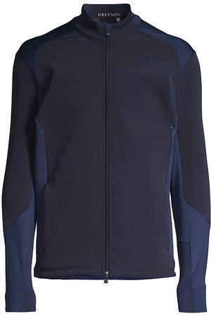GREYSON Men's Sequoia Patchwork Sequoia Jacket - Maltese - Size Small