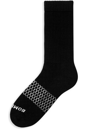 BOMBAS Women Socks - Women's Solid Calf Socks - - Size Small