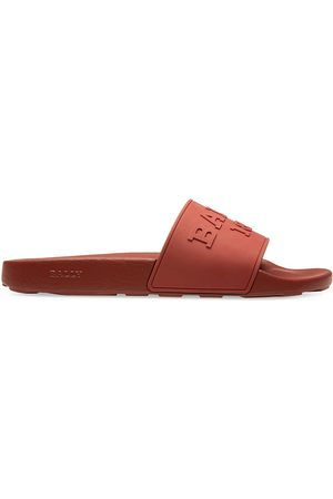 Bally Men Sandals - Men's Slaim Pool Slides - - Size 13 Sandals
