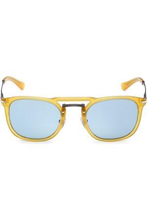 Persol Men's 50MM Aviator Sunglasses - Miele
