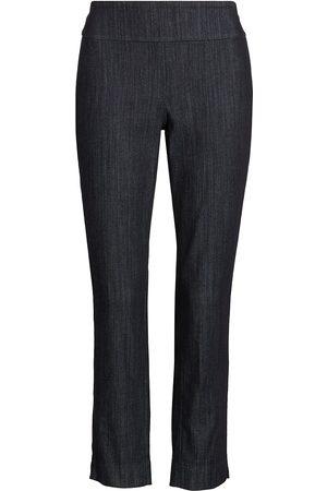 NIC+ZOE Women's All-Day Slim Jeans - Midnight Wash - Size 10
