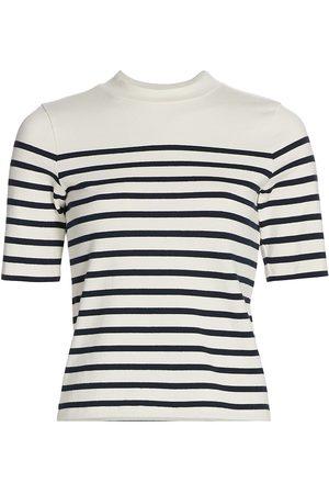 Frame Women's 70's Mariner T-Shirt - Multi - Size XS