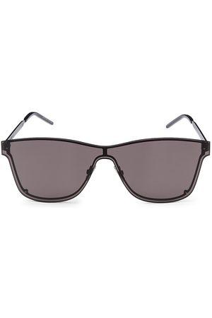 Saint Laurent Men Square - Men's New Wave 51MM Square Shield Sunglasses