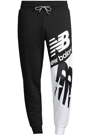 New Balance Men's NB Athletics Splice Track Pants - Multi - Size Small