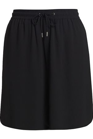 ATM Anthony Thomas Melillo Women Skirts & Dresses - Women's Crepe Georgette Drawstring Skirt - - Size XS