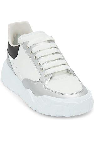 Alexander McQueen Men Sports Shoes - Men's Men's Oversized Court Trainer Sneakers - - Size 12W