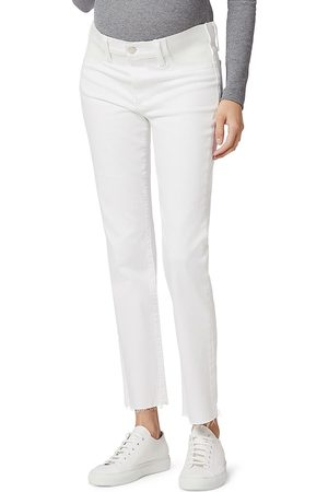 Joes Jeans Women's The Lara Ankle Frayed Maternity Jeans - - Size 31
