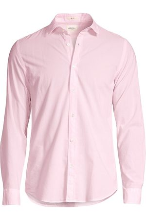HARTFORD Men Shirts - Men's Sammy Slim-Fit Voile Shirt - - Size XL