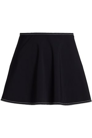 Karla Colletto Women's Lyra A-line Skirt. - - Size XS