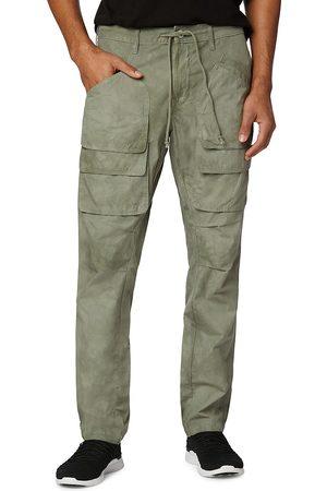 Hudson Men's T-Tracker Cargo Pants - Army - Size 40
