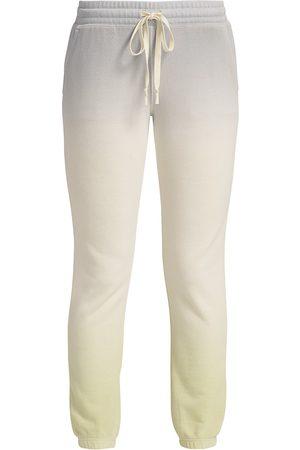 Rails Women's Kingston Dip-Dye Sweatpants - Mint Dip Dye - Size XS