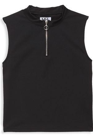 MIA NEW YORK Girl's O-Ring Tank Top - - Size 7