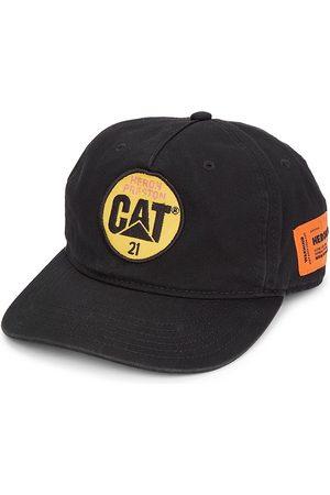 Heron Preston Men's Cat Patch Trucker Hat
