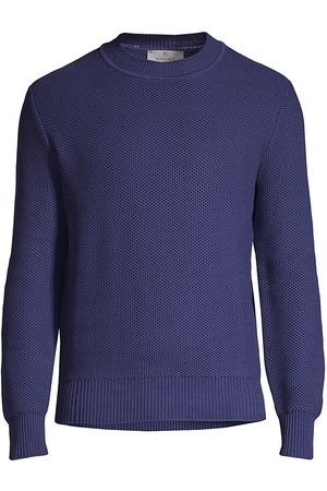CANALI Men's Crewneck Sweater - - Size 44