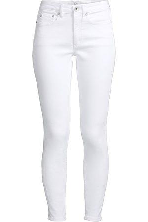 Vineyard Vines Women's Jamie High-Rise Jeans - Cap - Size 27