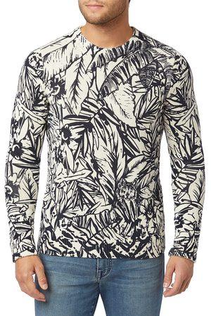 Joes Jeans Men's Jungle Graphic Long-Sleeve T-Shirt - - Size Large