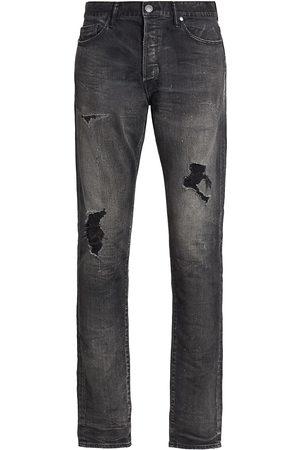 JOHN ELLIOTT Men's The Cast 2 Distressed Slim Jeans - - Size 34