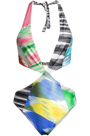 Missoni Women's Costume Intero One-Piece Swimsuit - Size 6