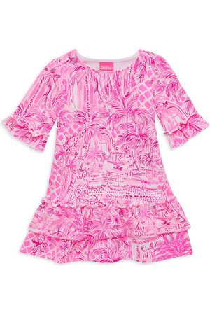Lilly Pulitzer Girls Knitted Dresses - Little Girl's and Girl's Kailyn Dress - - Size 2
