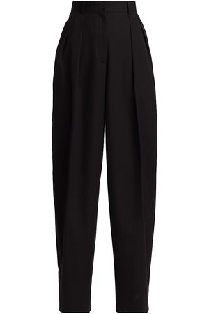 The Row Men's Igor Washed Cotton Trousers - - Size 14