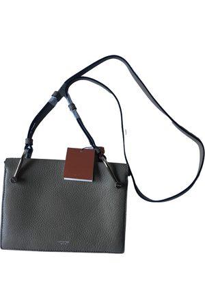 Oroton Grey Leather Handbags