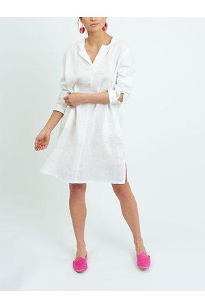 NRBY Sophie hooded short dress