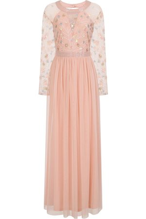 Frock and Frill Kyara Embellished Maxi Dress