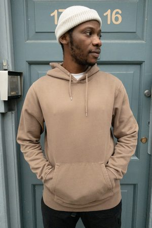 Colorful Standard Unisex Warm Taupe Hoodie