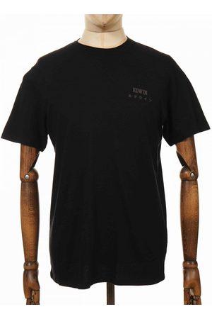 Edwin Jeans Chest Logo Tee - Colour: