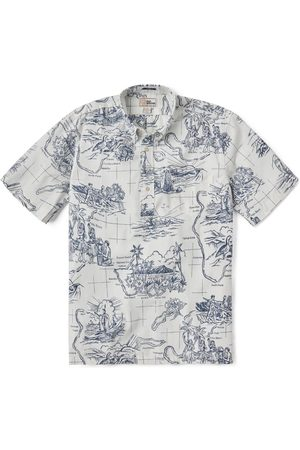 Reyn Spooner Our Paradise Classic Pullover Shirt