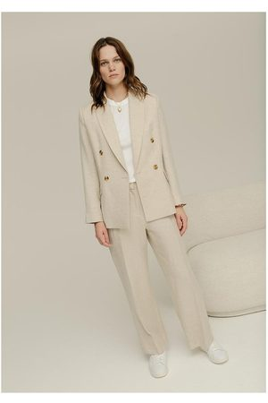 LILY AND LIONEL Women Straight - Lily & Lionel Juno Straight Leg Trouser