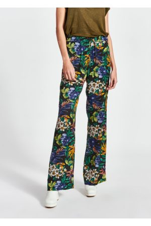 Essentiel Antwerp Zapocalyps Wide Leg Trousers