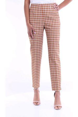 PT01 Women Jeans - WOMEN'S AQ03VSGUZ00STDMULTICOLOR MULTICOLOR POLYESTER PANTS