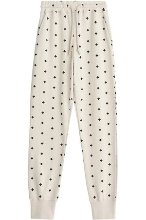 By Malene Birger Tanya Organic-Blend Sweatpants - Stone SUSTAINABLE