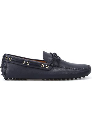 CAR SHOE MEN'S KUD0063AI0F0008 LEATHER LOAFERS