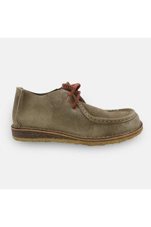Astorflex Beenflex Mocassin Boot - Stone