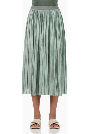 Roberto Collina Aqua Pleated Skirt