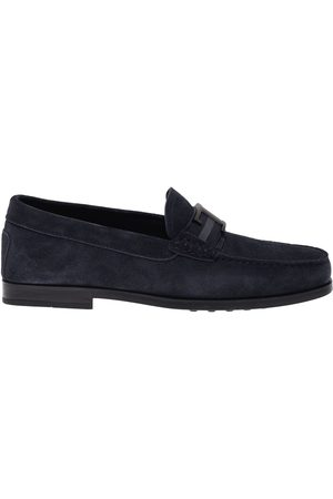 Tod's BRANDED PENNY BAR LOAFERS IN