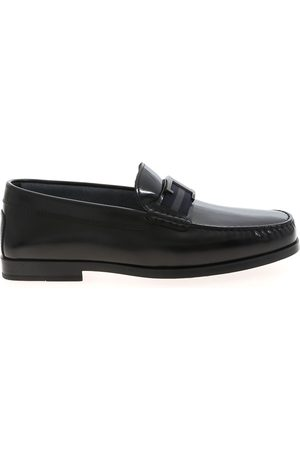 Tod's MEN'S XXM17C0CT50AKTB999 LEATHER LOAFERS