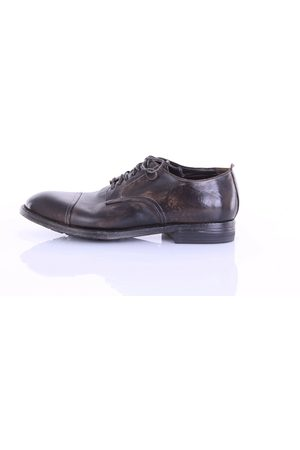 SHOTO Laced Derby Men Leather