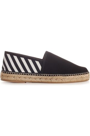 OFF-WHITE MEN'S OMIB002S21FAB0011001 OTHER MATERIALS ESPADRILLES