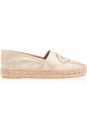 Prada Women Espadrilles - WOMEN'S 1S066MFA020034F0846 LEATHER ESPADRILLES