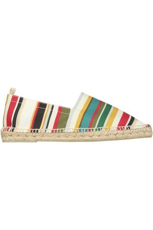 Castaner MEN'S PABLOPS044 MULTICOLOR COTTON ESPADRILLES
